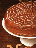 Chocolate Cake Decoration Simple : cake-decorating ideas, tips and instructions.