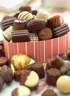 Chocolate Candy Truffles To Make And Enjoy Special Personalised Gifts