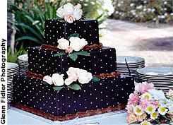 simple chocolate cake decorating ideas